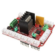 Buy 1PC L298N DC Stepper Motor Driver Shield Dual H Bridge Controller Module Arduino Module Board for $11.28 in AliExpress store