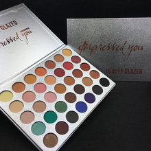 2017 New Cosmetics Face Makeup Jaclyn Hill Eyeshadow Palette 35 Color Shades Pallete make up palette maquillage morphejaclynhill