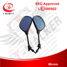 Gas Scooter/ATV/EEC Scooter Mirrors M8 E-mark Approved Rear Review Mirrors  (Scooter Parts&Accessories)
