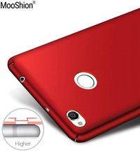 Mooshion Brand For For Xiaomi Redmi 4X Matte Case Hard PC Back Cover Slim Plastic Phone Cases for Xiaomi Redmi4x 5.0inch(China)