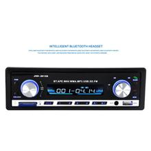 automobiles car-styling Bluetooth Auto Car Radio Stereo Audio MP3 Player FM Radio Receiver Support Aux Input SD USB Autoradio(China)