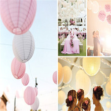12 Inch 30cm 1pcs mulit color option Chinese Paper Lantern Birthday Wedding Party decor craft DIY creative good quality(China)