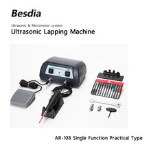 TAIWAN Besdia Ultrasonic & Micromotor system Ultrasonic Lapping Machine AR-108 Single Function Practical Type