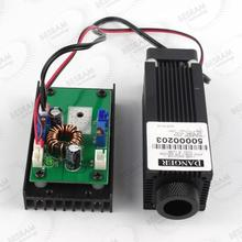 Industrial Focusable 1.6W 980nm IR Infrared Laser Diode Module w/TTL
