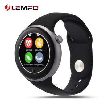 C1 monitor del ritmo cardíaco de bluetooth smart watch mtk2502 ip67 impermeable para ios android teléfono