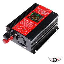 300W Auto Inverters Car Power Converter 12V To 220V Modified Wave Solar Energy With A Display DC 12V AC 220V(China)