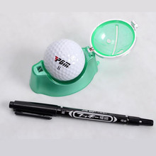 1 Piece High Qualtiy Golf Scriber Ball Line Marker Liner Template Easily Drawing Tool With Pen