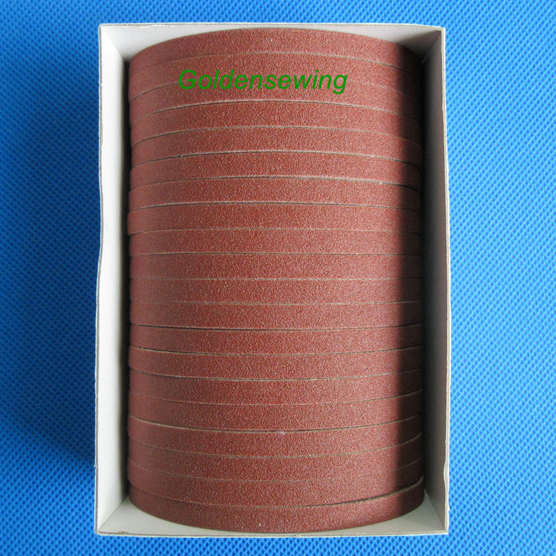 100 Pack Sharpening Bands For Eastman Cutting Machines #181C2-1 Coarse Grit