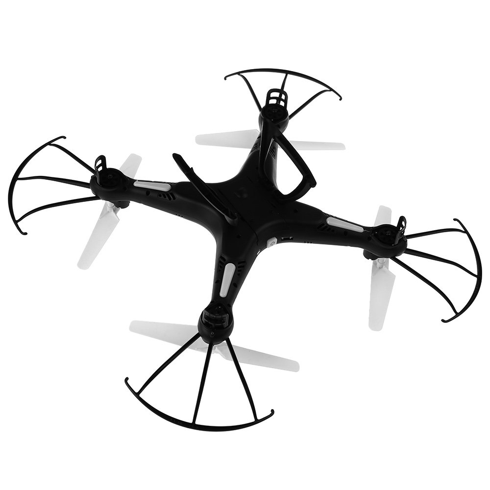 SJ X300 - 1 2.4GHz 4CH RC Quadcopter Drone with LED Light Headless Mode 4D Eversion<br><br>Aliexpress