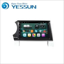 YESSUN Android Radio Car DVD Player For Ssangyong kyron stereo radio multimedia GPS navigation with WIFI Bluetooth AM/FM(China)