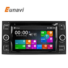 7 Inch 2 Din Car DVD Player For Ford Focus Galaxy Fiesta S Max C Max Fusion Transit Kuga,Indash GPS Navi,Radio,Stereo,Bluetooth