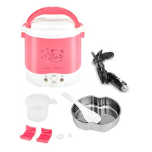 Newest style car rice cooker 1L Mini Rice Cooker new Auto Rice Cooker(China)