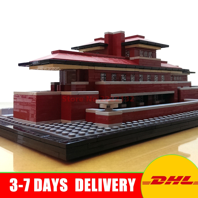 architecture lepin promotion-shop for promotional architecture