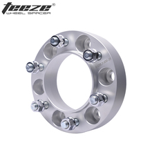 TEEZE-(1PC) 6x5.5'' Wheel Spacer 6x139.7 for PAJERO wheel spacers adapters center bore 6*139.7 67.1mm wheel adapter separador(China)
