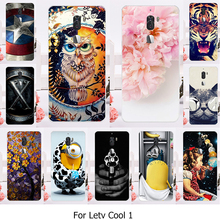 Phone Cases For Letv Cool 1 Letv LeEco cool 1 Dual Leeco Coolpad Cool1 5.5 inch Case Soft TPU Silicone Back Cover Housing