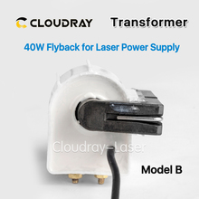 High Voltage Flyback Transformer for CO2 40W Laser Power Supply Model B(China)