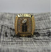 2006 FLORIDA GATORS FINAL NCAA FOOTBALL National Championship Ring 7-15 Size Engraved Inside
