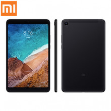 "Оригинальный Xiaomi Mi Pad 4 Планшеты 8 ""ПК Qualcomm Snapdragon 660 Octa Core 1200x1920 13.0MP + 5.0MP камеры 4G/Wi Fi Android(China)"
