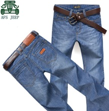 AFS JEEP Man's Brand Clothes,Original Men Jeans,Good Quality new design Denim Pants,Cotton Cowboy Jean,Plus Size man's Pant
