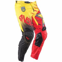 Answer Motocros MX trousers Motorcycle Racing Pants  ROCKSTAR Motor Off Road Auto Cross pants pantalettes
