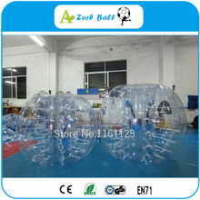 Top quality ! 1.0mmTPU bubble soccer for kids,bubble ball for football,good material loopy ball,bumper ball for sale
