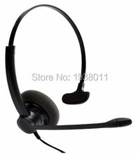 Extra 1 pc ear pad+RJ9/RJ11 plug Headset for CISCO IP telephone 7940 7960 7970 7962 7975 7961 8965 Cisco phone headset with RJ9