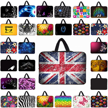 "Universal Neoprene Laptop Bag 15.6 15 14.4 13 12 10 9.7"" Mini PC Laptop Inner Bags Case For Chuwi Huawei HP Apple 17.3"" Notebook"