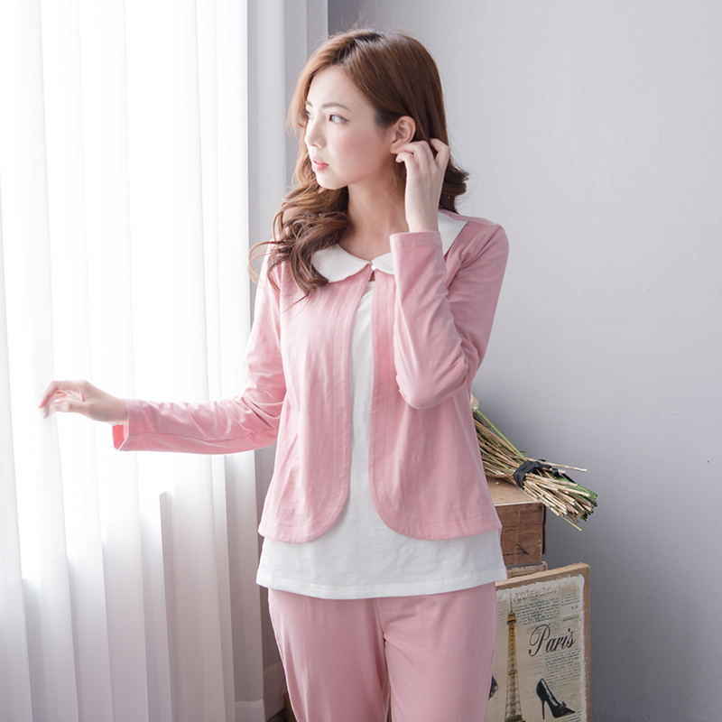 MamaLove New Maternity Sleepwear Maternity clothes for Pregnant Women Pajamas Tops+pants Sets Nursing BreastFeeding Nightgown<br><br>Aliexpress