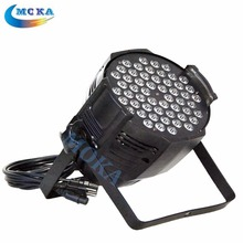 2pcs/lot 54x3w Led Par Can Lighting Di Disco Par Lighting Stage Equipment