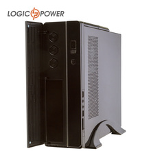 LOGIC POWERMicro MicroATXdesktop Mid Tower computer  case New Arrivals 80mm FAN, CD-ROMx1, HDDx1, PCIx4, USBx2,SECC #1225