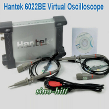 Hantek6022BE Virtual Oscilloscope PC Based 2 CH 20MHz  USB Hantek 6022BE Logic Analyzer Multimeter Original Factory Promotion