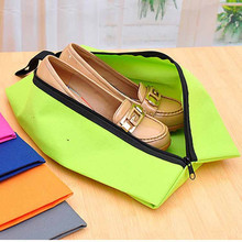 2017 New Portable Shoes Bag Multifunction Travel Tote Storage Case Organizer Top Quality Fast Brand Folding Bags HE112