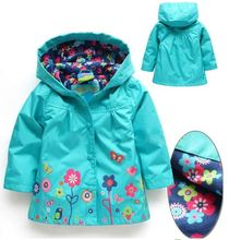 Children Winter Outwear Coat Free Shipping,in Stock The Foreign Original,  Girl. Little Mouse Girl Windbreaker Jacket