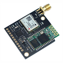 HC-06 Bluetooth Ublox NEO-M8N BeiDou Compass GPS Module STM32F103T8 With Antenna
