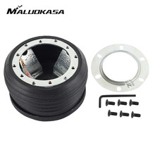 MALUOKASA Universal Plastic Car Auto Steering Wheel Racing Quick Release Hub Adapter Snap Off Boss Kit Hub Kit Car Accessories(China)