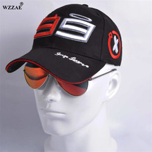 WZZAE Trucker Hat 99 Jorge Lorenzo Hats for Men Racing Cap Cotton GP Motorcycle Racing Baseball Caps Car Sun Snapback Caps
