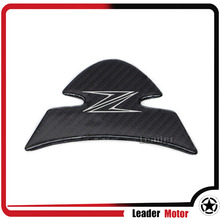 For KAWASAKI Z1000 Z 1000 Motorcycle 3D Carbon Fiber Tank Gas Cap Pad Filler Cover Sticker Decals
