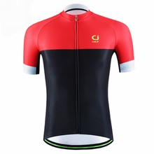 Buy CHEJI men bike jerseys Top pro cycling jerseys mtb team bicycle shirts clothing ropa ciclismo Red Black cycling short wear for $16.06 in AliExpress store