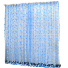 Durable Tassel String Window Room Divider Curtain Valance Circle Door Curtain Sheer Curtains(China)