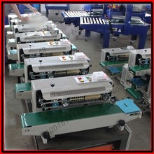 Automatic Horizontal Continuous Aluminum Foil Sealing Sealer Package Machine(China)