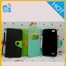 PU Leather Wallet Book Flip For Blu Cell Phone Case Cover For Blu Life Play L100