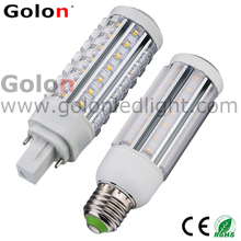 G24q-3 led 11w 9w 7w 5w with g24d-3 g24q e27 e26 g23 base replace g24 cfl bulb DHL fedex free led 4pin cfl replacement