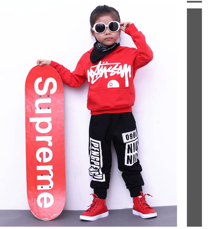 boys hoodie and pant sets 1039-12
