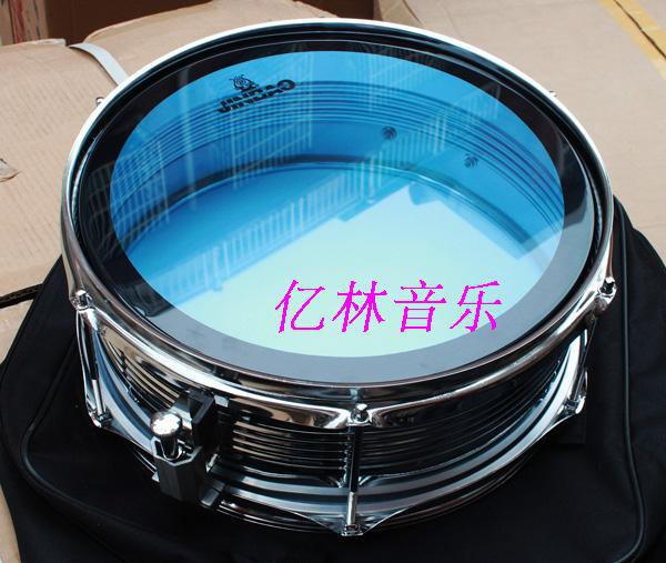 Jin Bao brand transparent snare drum student drummers drum<br><br>Aliexpress