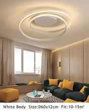 Modern Led Chandelier Home Fixtures LED
