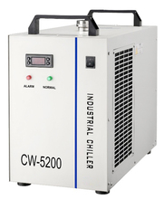 CW5202AG industry chiller  double out put for co2 laser engraving and cutting machine tube two  80w