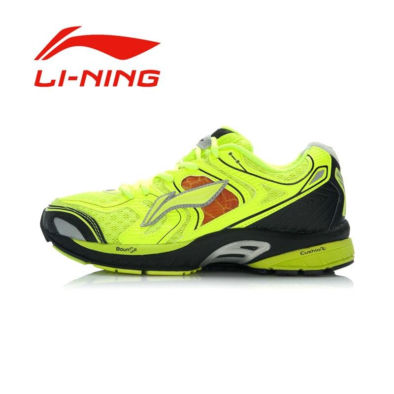 Li-Ning Mens Prevent Sideslip Running Shoes Comfortable Outdoor PU+Fabric Wearproof Sports Sneakers ARGJ001<br><br>Aliexpress