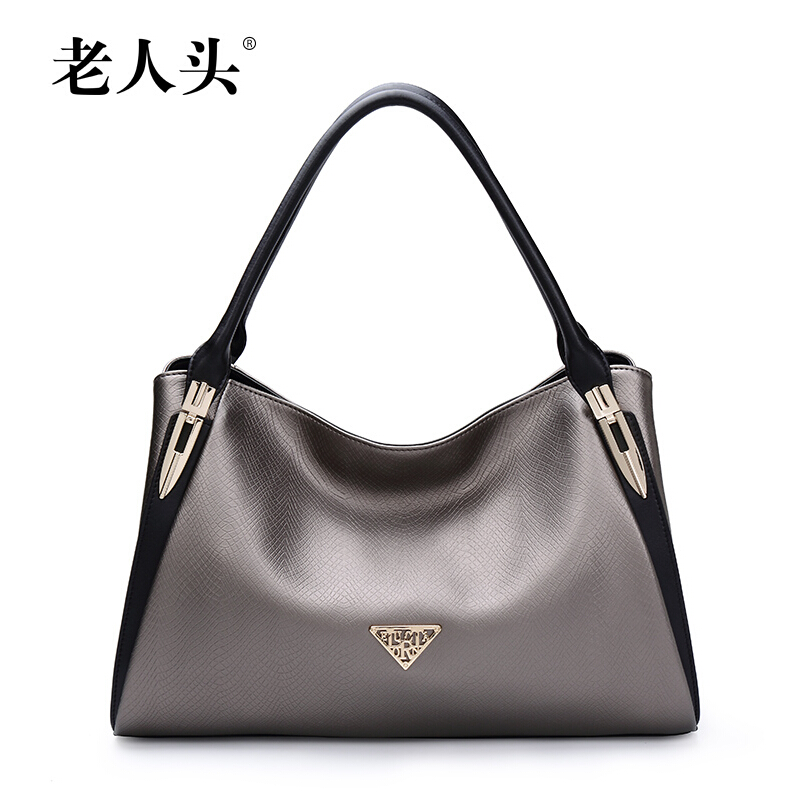 Famous Brands Top Quality Dermis Women Pack Casual Shoulder Bag European And American Fashion Embossed Handbags