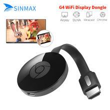2017 New for Google Chromecast 2 for Netflix YouTube Crome Chrome Cast Cromecast for Mirascreen G2 Miracast HDTV Display Dongle