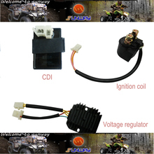 Motorcycle electrical CDI Voltage regulator for CFOMOTO CF250 CH250 Motorcycle Scooter Free Shipping(China)